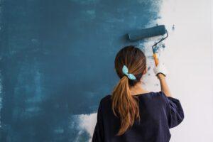 Как выбрать лучшую моющуюся краску